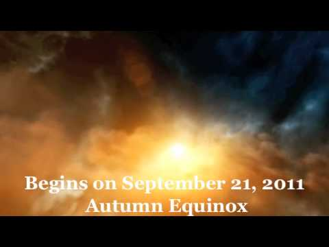 * ★A Great outpouring & wave of Light begins this Autumn, final preparations for 2012 * ★