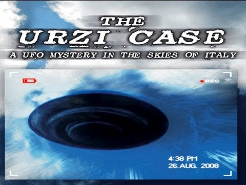 Urzi-Case: Incredible UFO footage from Italy!