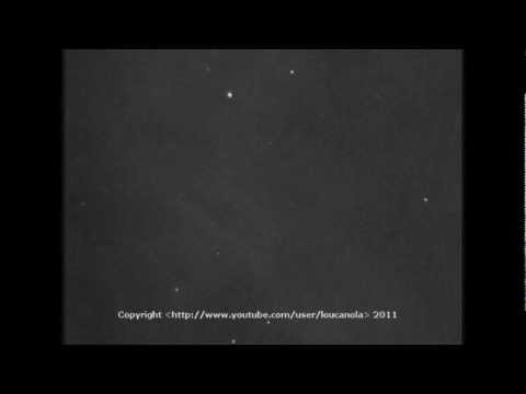 UFO Night Vision Australia THIS IS JUST TOO WEIRD!! Sept 7 2011