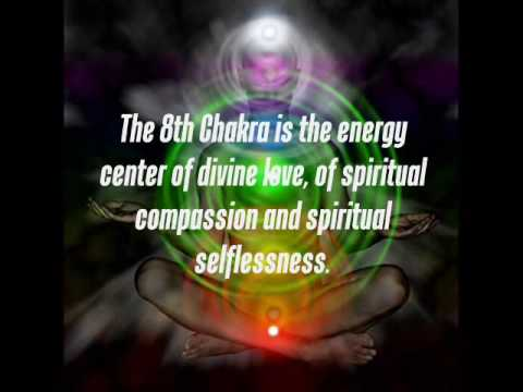 The Eight Chakra: The seat of the soul