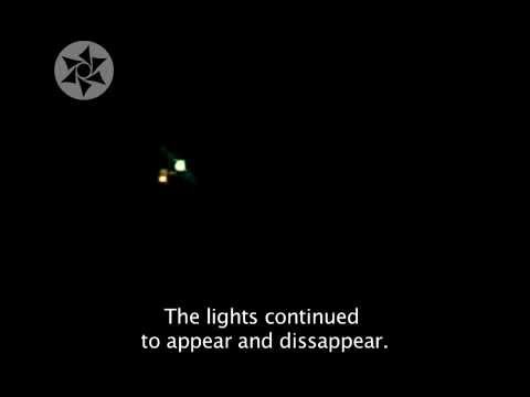 Large UFO Observes City Of Nalchik, Russia 2011