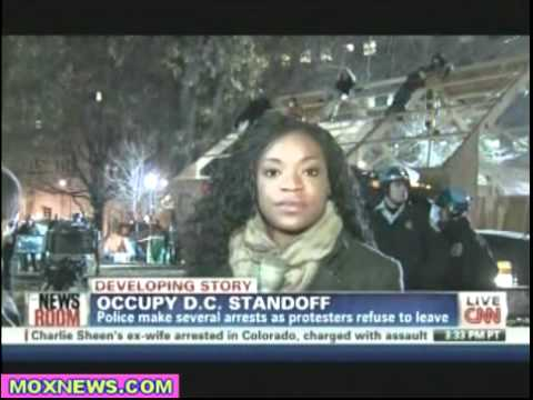 Occupy Washington DC Ramps Up In A Big Way - Dec.5, 2011