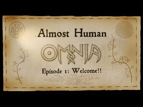 "OMNIA's ""Almost Human"" Cult-Video Documentary Series, Epi 1: Welcome!! (Dec. 2011)"