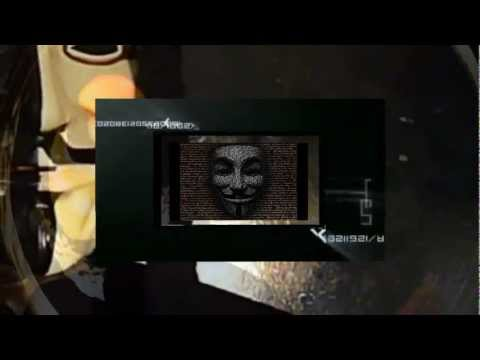 Anonymous - New World is here - December 23, 2011