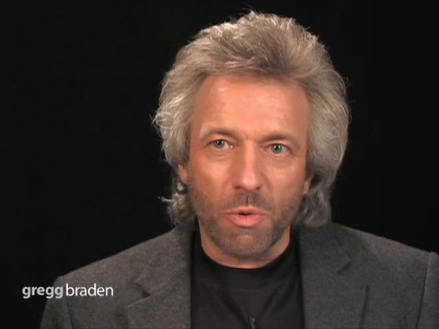 """Gregg Braden  """"We Are Much More Than We Believe"""" - January 29, 2012"""