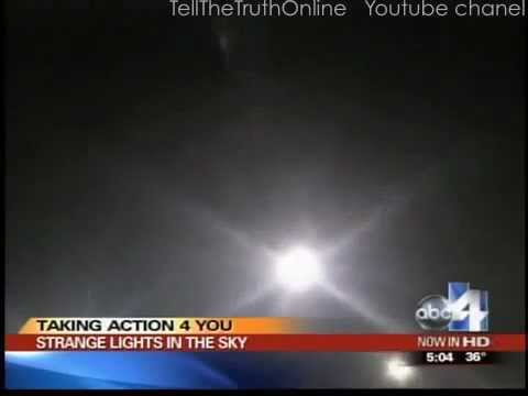 2011 January 27 (715pm - 730pm) UFO sighting over UTAH report