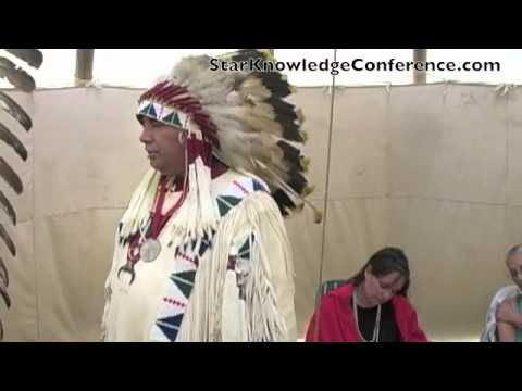 Sioux Chief Shares Star Law of Future Sight