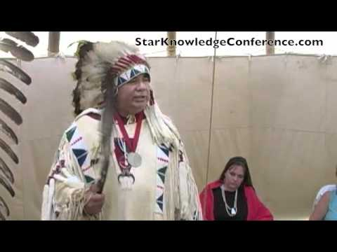 Sioux Chief Shares the Universal Law of Life