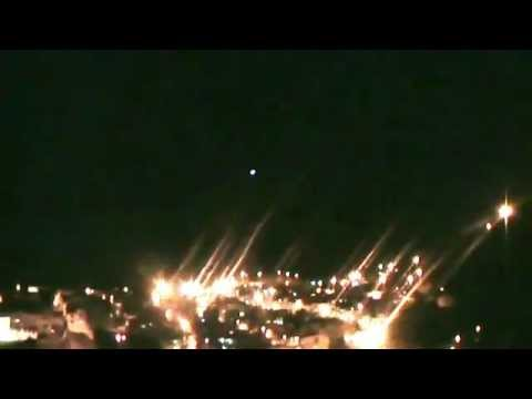 UFO sighting ~ September 1, 2012 ~ Colombia, Manizales.