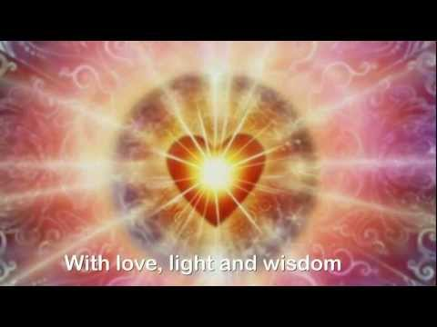 Prayer For Peace & Love ~ Open The Heart