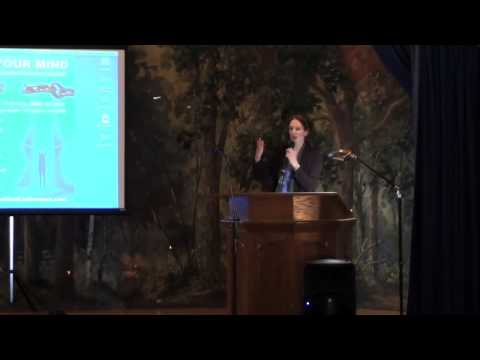 Laura Eisenhower - Free Your Mind Conference 2011