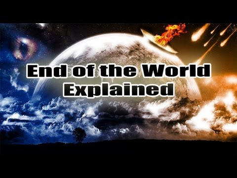 Spiritual Knowledge: 2012 End of the World Explained