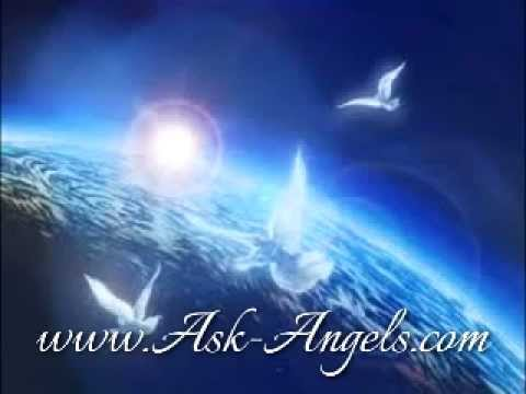 Archangel Michael- Release Fear, Embrace Love