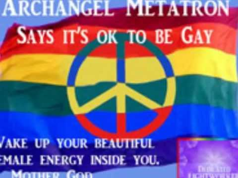 Galactic Federation of Light, Archangel Metatron and Mother God, Embrace Your Feminine Energy.