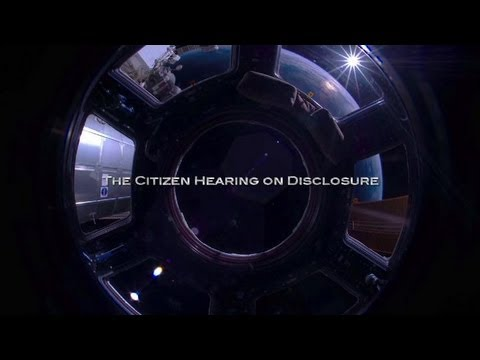 Citizen Hearing On UFO Disclosure Movie - Coming October 2013