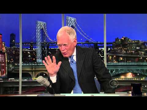 David Letterman ( like or dislike - who cares ) tells it LIKE IT IS ( about fracking / poisoning the water supply ) LOVE IT!! - GO DAVE!! - SUPPORT 101 - July 5, 2013