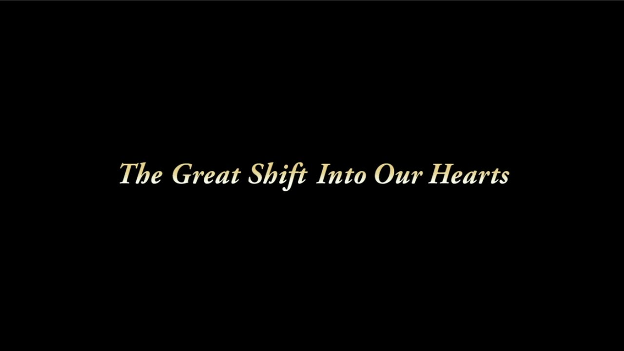 THE GREAT SHIFT  – 12.12.2012 to 21.12.2012