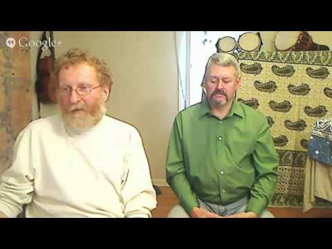 Jim Charles channeling alien poetry. Jim and Max discussing the ascension. A webinar.