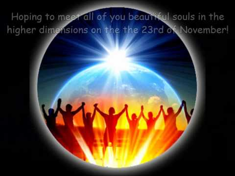 23 November, 2013 ~ Global Meditation to Trigger a Revolution of Light & a New Renaissance! (Aion Portal Activation)