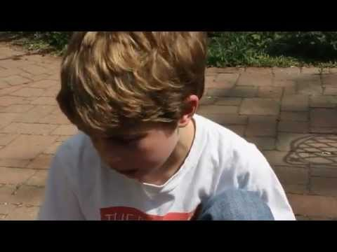 AMAZING VIDEO OF A 9 YEAR OLD DISCUSSING THE MEANING OF LIFE AND THE UNIVERSE