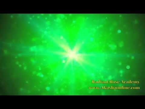 Powerful Healing Meditation with Archangel Raphael's Emerald Green Flames