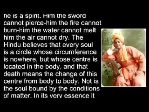 Complete Speech By Swami VivekAnand From Chicago USA in 1893