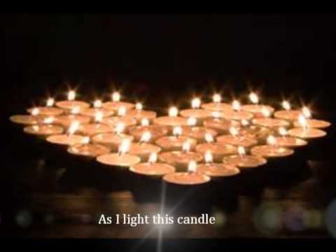 """Light a Candle In Unity""  September 11 2014. Please Make This Go Viral!"