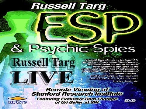 ESP and Psychic Spies Explained - Russell Targ, PhD - LIVE PRESENTATION