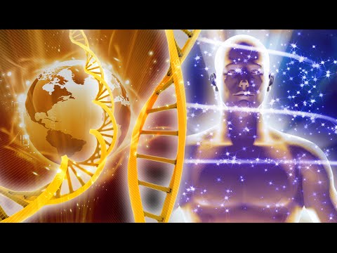 Alcyon Pleiades 22-1 – The improvement of our DNA-RNA and the Beings of Light