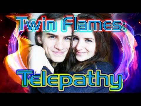 Twin Flame Soul: Telepathic Connection