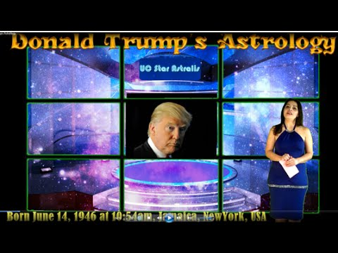 Donald Trumps Astrology