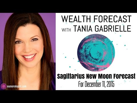 Sagittarius New Moon (Dec 11) Forecast - New Moon triggers 11:11 Code of Joy!