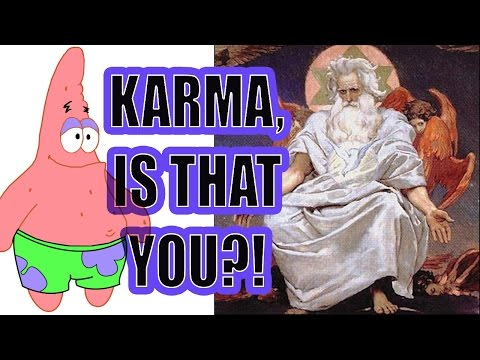 Who Is that 'Karma'?