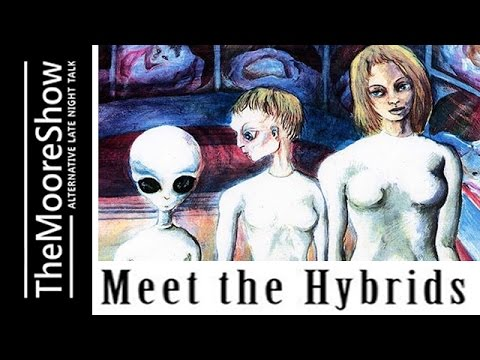 ET Hybrids, Alien-Human Hybrids with Barbara Lamb and Miguel Mendonça