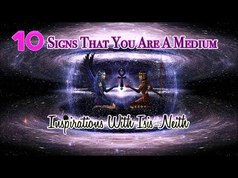 10 Signs That YOU Are A Medium