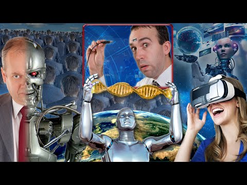 Alcyon Pleiades 34-2: Human clones, robots and highly advanced synthetics, Posthumanism, Immortality