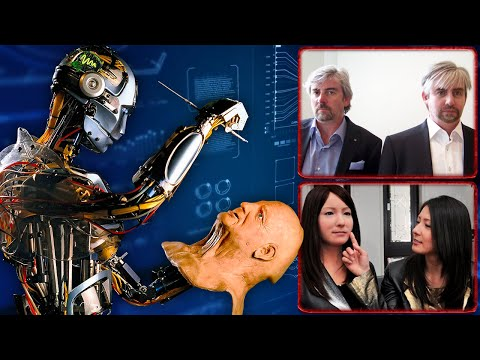 Alcyon Pleiades 34-1: Human robots, cyborg supersoldiers, ancient Nephilim giants