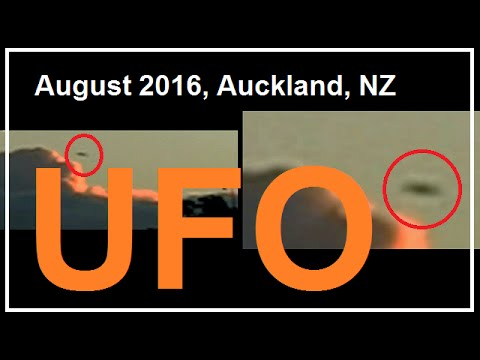 UFO 2016 AUCKLAND NEW ZEALAND UFO Version 2.0