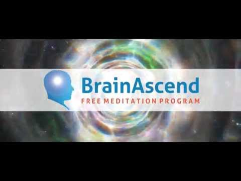 BrainAscend: Free meditation program. Brainwave entrainment.