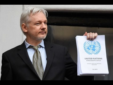 The New World Order Has Assassinated Julian Assange! WIKILEAKS IS COMPROMISED!