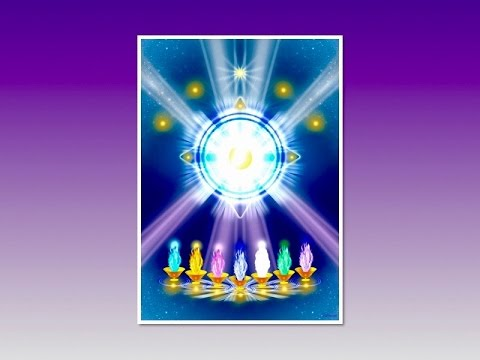 Ascended Masters Monthly Meditation with the Great Master Germain Nov. 2016