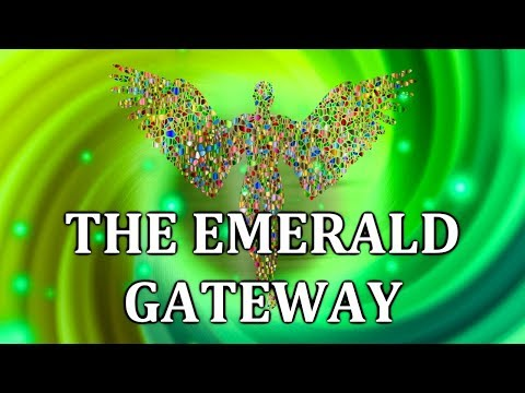 The Emerald Gateway (Lion's Gate into the Eclipse, August 2017)