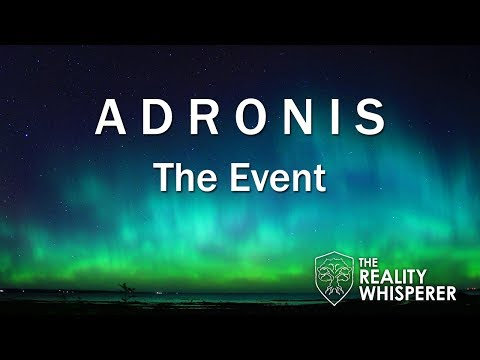 Adronis on The Event