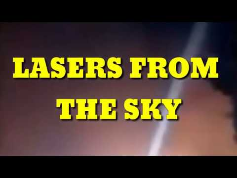 LASERS FROM THE SKY & THE CALIFORNIA FIRES