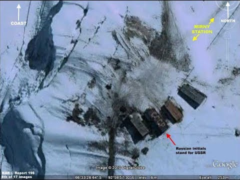 New Antarctica Pictures Finally Revealing What Is Under The Ice!