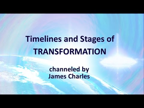 Timelines and Stages of TRANSFORMATION