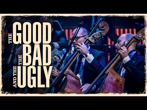 ONE OF THE BEST ...The Good, the Bad and the Ugly - The Danish National Symphony Orchestra (Live)