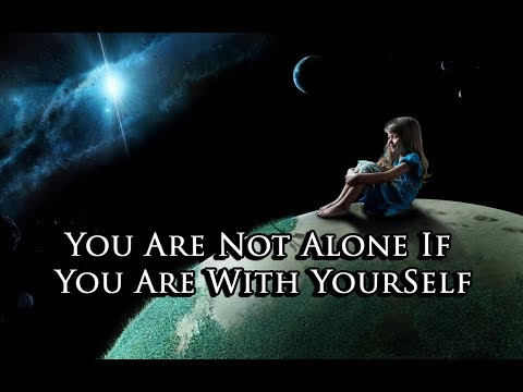 Starseeds, To Remember Who You Are You Must Be With Yourself Alone -- A Message From Ezekiel Memchat
