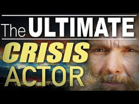 The ULTIMATE CRISIS ACTOR