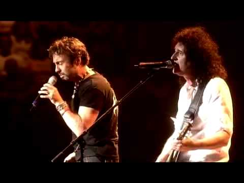 Queen + Paul Rodgers 'Hammer To Fall'